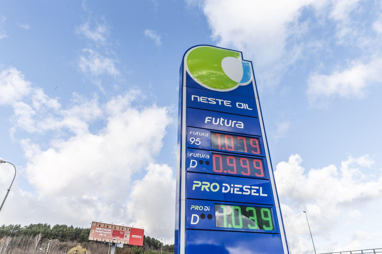 """Biodegalų asociacija skųs nutarimą dėl """"Neste Lietuva"""" reklamos"""