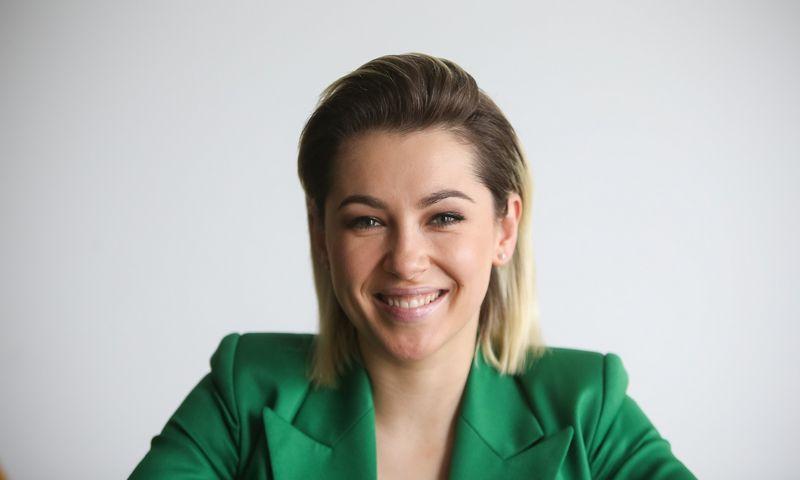 """Viktorija Vanagė, UAB """"CITUS"""" Investicijų skyriaus vadovė. Vladimiro Ivanovo (VŽ) nuotr."""