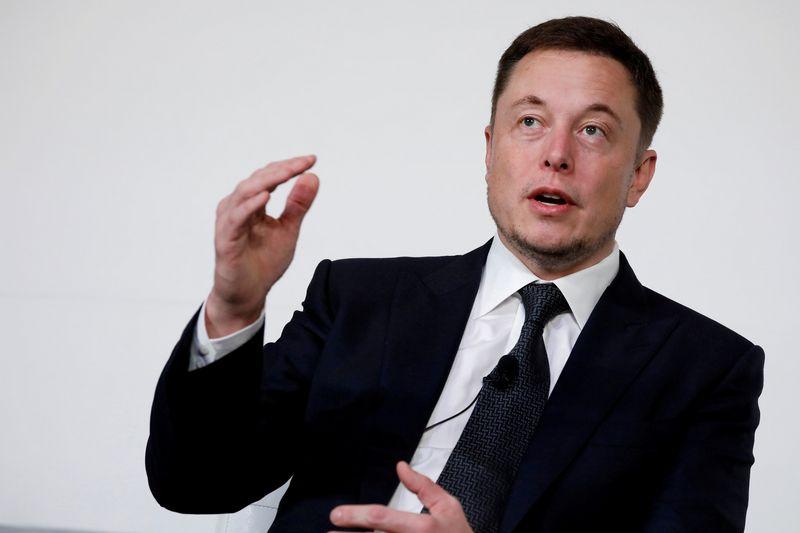 """Elonas Muskas, """"Tesla"""" įkūrėjas ir vykdomasis direktorius. Aaron P. Bernstein (""""Reuters"""" / """"Scanpix"""") nuotr."""