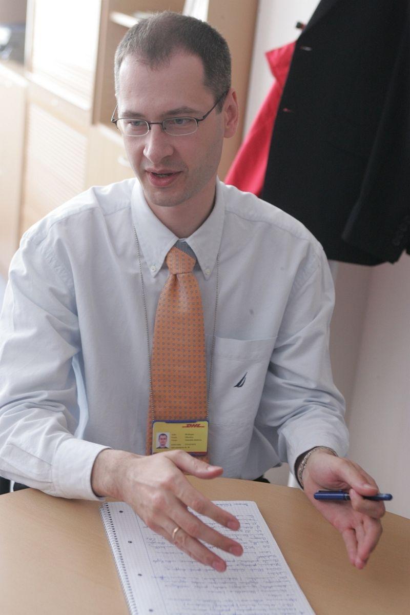 """Mindaugas Utkevičius, vienas iš """"Livonia Partners"""" įkūrėjų ir partnerių. Herkaus Milaševičiaus (VŽ) nuotr."""