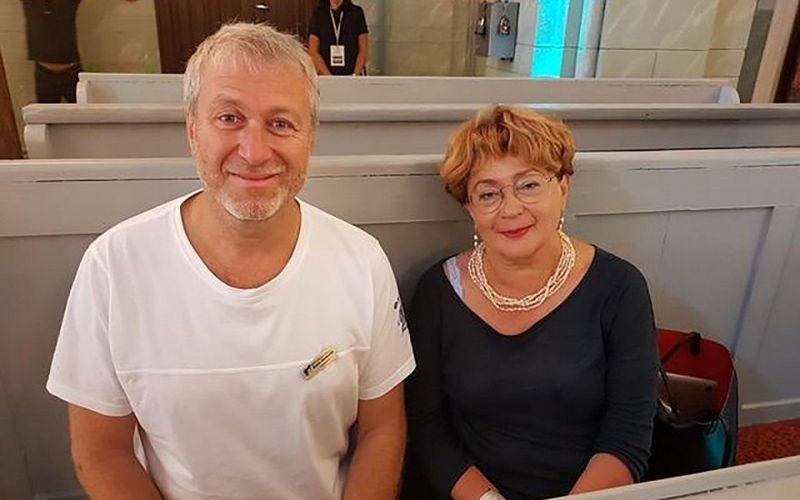 Romanas Abramovičius, Faina Kukliansky.