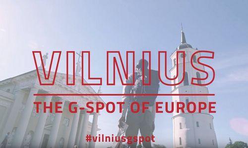 """Europoje startavo """"Vilniaus – Europos G taško"""" reklama: pažiūrėkite, kaip tai atrodo"""