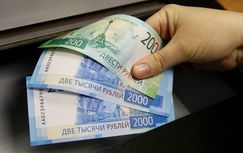 Naujos JAV sankcijos Rusijai kirto rubliui