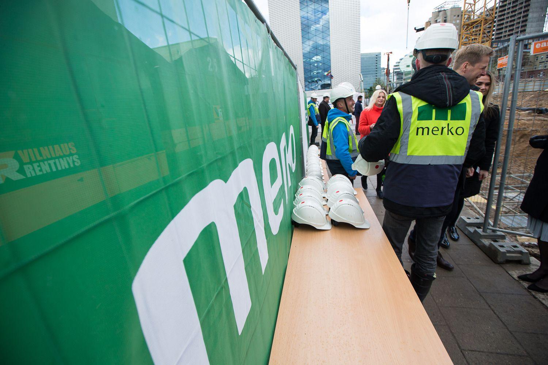 """""""Merko"""" pajamos Lietuvoje augo 4,4%"""
