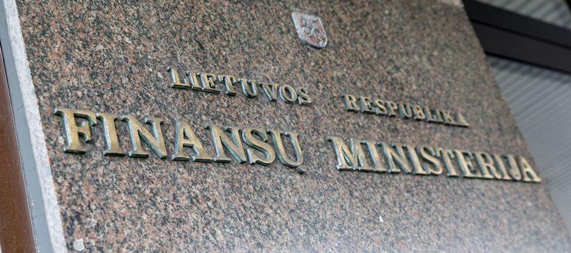 Finansų ministerija atsakinga už kitų metų biudžeto dėliones, taigi, ir už derybas su kitomis žinybomis dėl planuojamų išlaidų 2019-aisiais. Juditos Grigelytės (VŽ) nuotr.