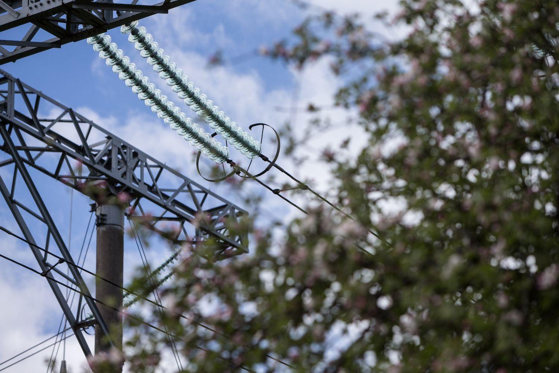 Be elektros liko 1.200 šiauliečių
