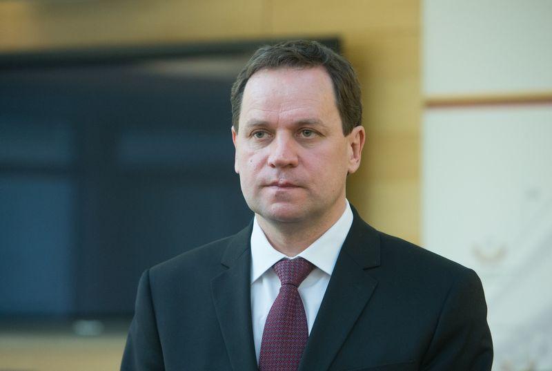 Valdemaras Tomaševskis. Juditos Grigelytės (VŽ) nuotr.