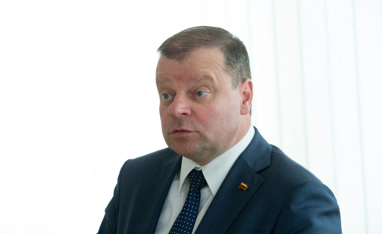 Premjeras pasipiktino: trūksta atsakomybės dėl taršos Klaipėdoje