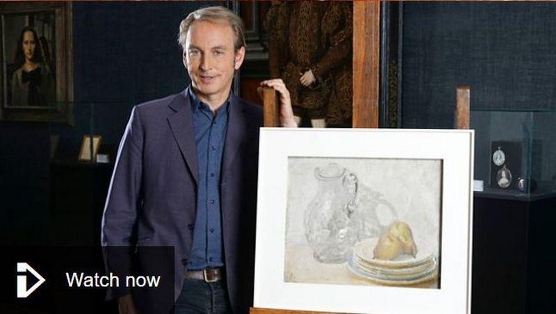 Manoma, kad paveikslą galėjo nutapyti ne pats Williamas Nicholsonas, o vienas iš jo mokinių. BBC.co.uk ekrano kopija.