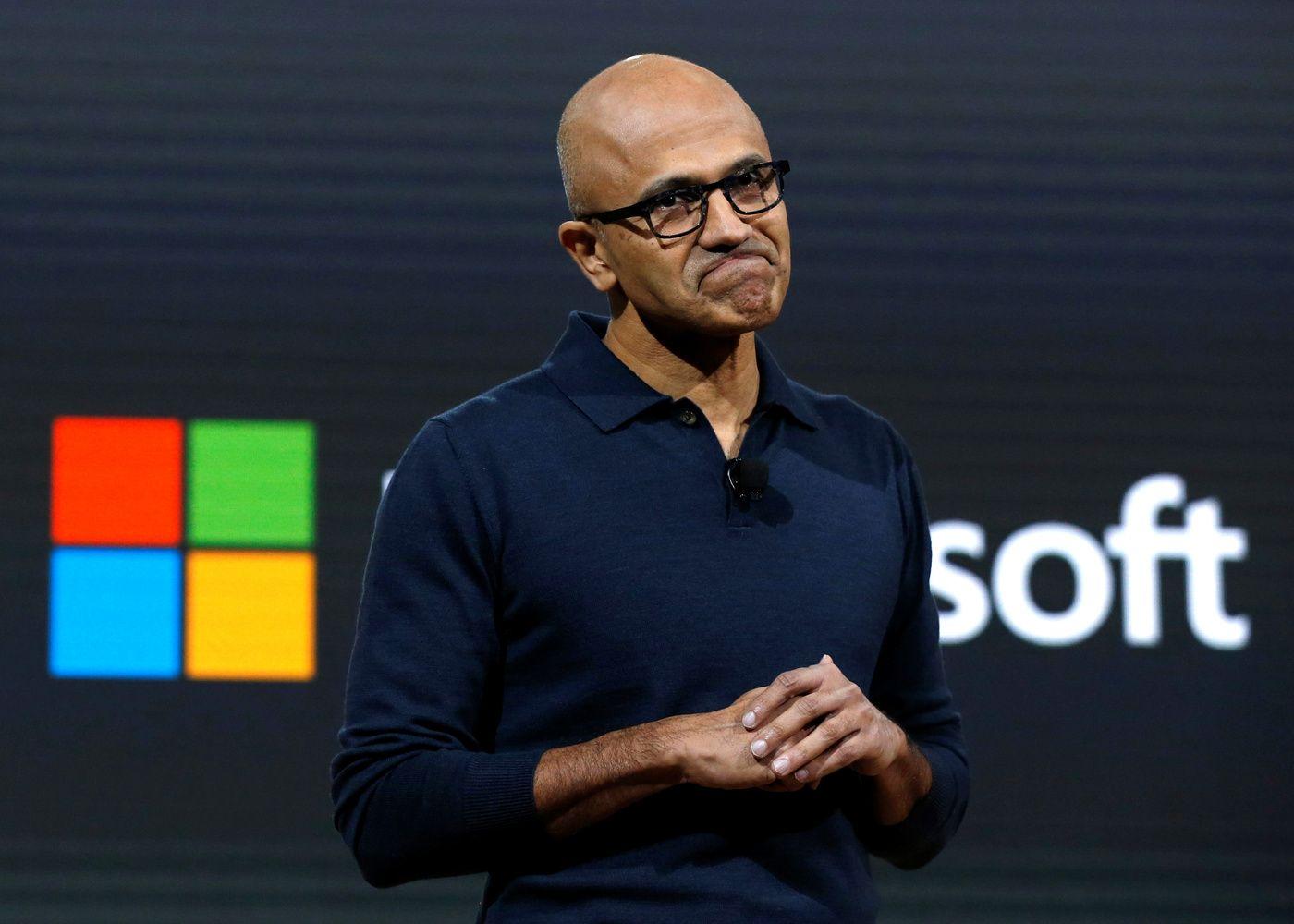 """""""Microsoft"""" vadovas pardavė didelę dalį įmonės akcijų"""