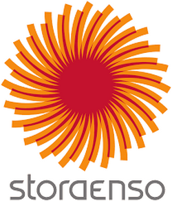 """Stora Enso"" logotipas."