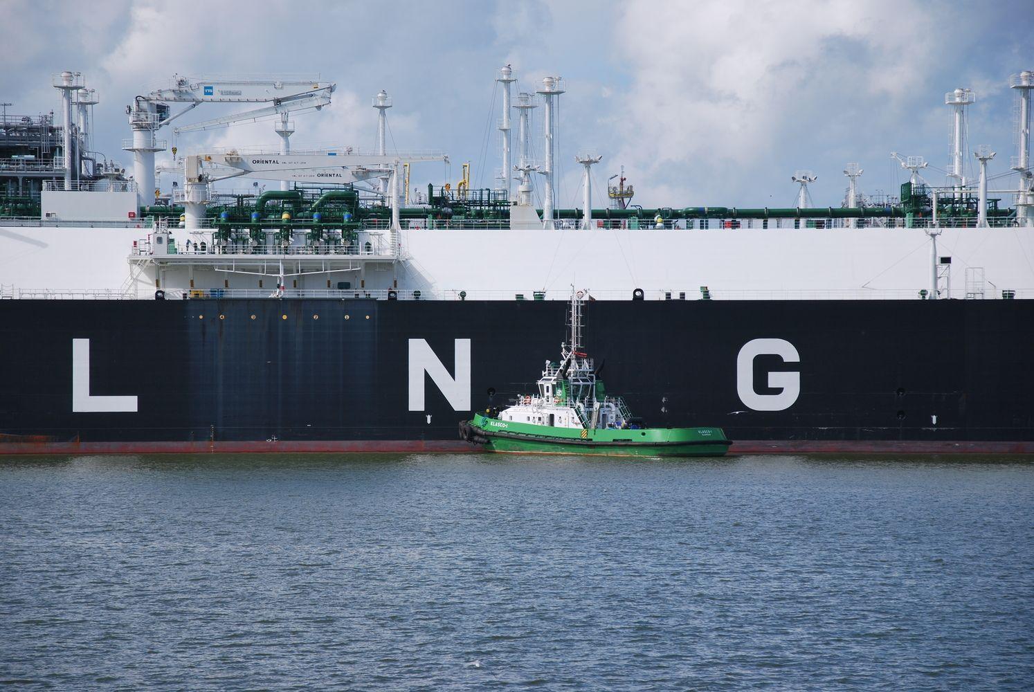 Prekybos karai daugiau amerikietiškų dujų į Europą neatveš