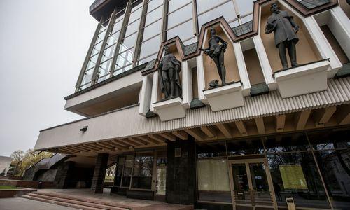 Operos ir baleto teatro rekonstrukcijoje nusikaltimo nerado