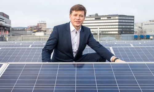 """""""Modus grupė"""" į saulės jėgaines Ukrainoje investuoja 30 mln. Eur"""