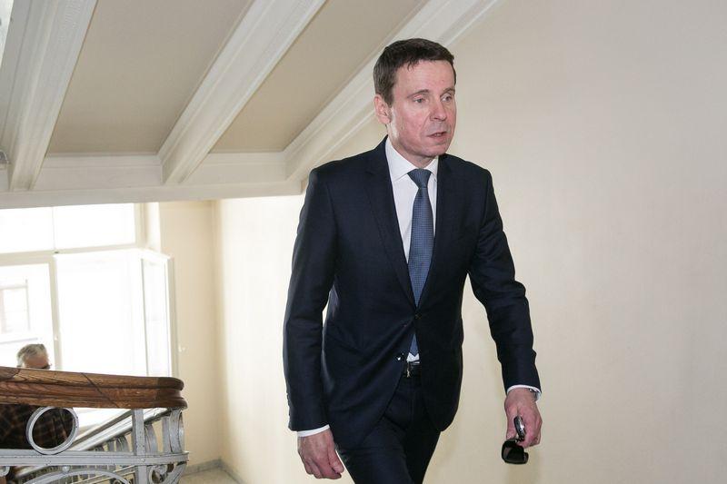 Raimondas Kurlianskis. Vladimiro Ivanovo (VŽ) nuotr.