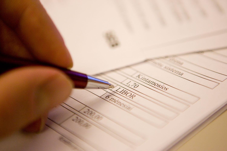 """Atnaujini kredito sutartį – prarandi neigiamo """"Euribor"""" naudą"""