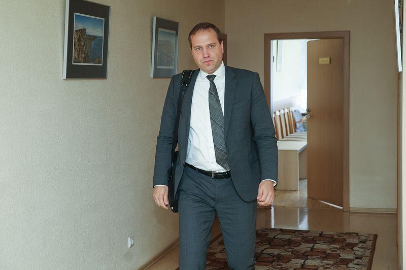 """Linas Sabaliauskas, UAB koncerno """"Achemos grupė"""" generalinis direktorius. Vladimiro Ivanovo (VŽ) nuotr."""