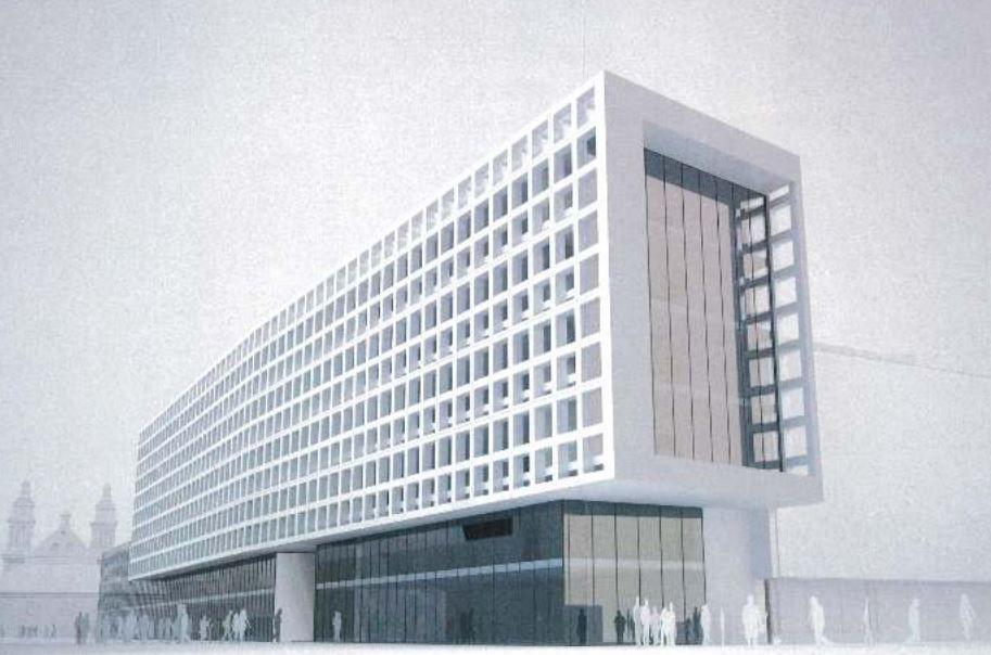Į priekį juda VCUP planas išsiplėsti ir rinkai pasiūlyti biurų