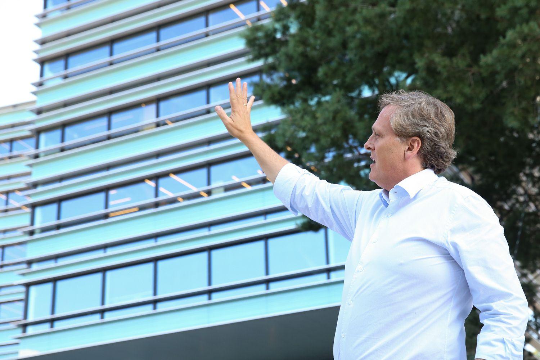 """""""Quadrum"""" plėtotoja imtųsi naujo projekto, laukia savivaldybės žingsnio"""