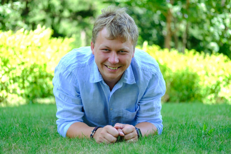 SEB bankininko Romo Čereškos gyvenimo kelionė, virtusi kova už gyvenimą