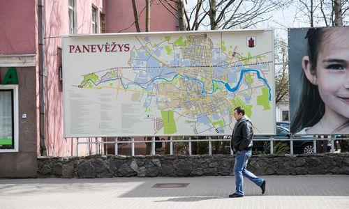 Panevėžio savivaldybė už 3,8 mln. eurų ketina atnaujinti Senvagės teritoriją