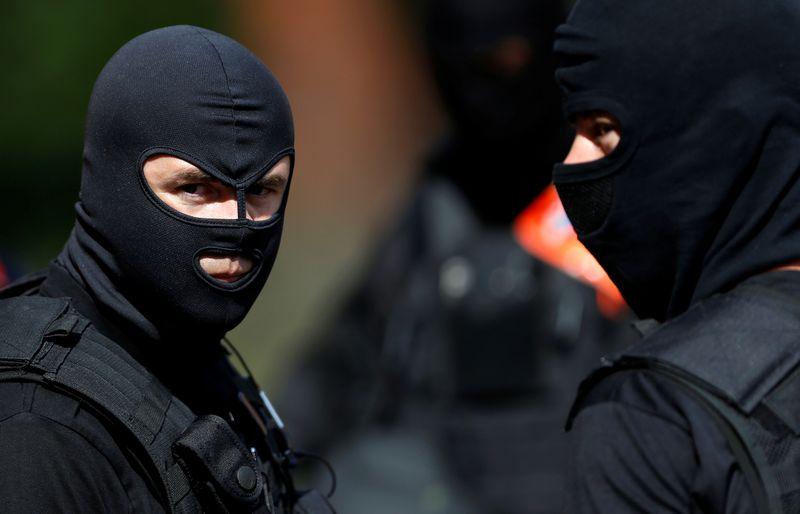 """Teroristų išpuolių ir aukų skaičius mažėja kasmet nuo 2014 m. Francois Lenoir (""""Reuters""""/""""Scanpix"""") nuotr."""