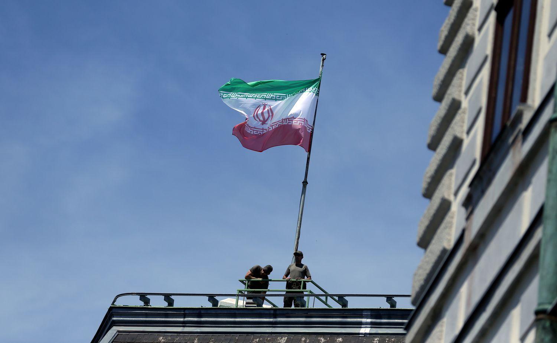 Iranas ragina Europą pagreitinti pastangas išsaugoti branduolinį susitarimą