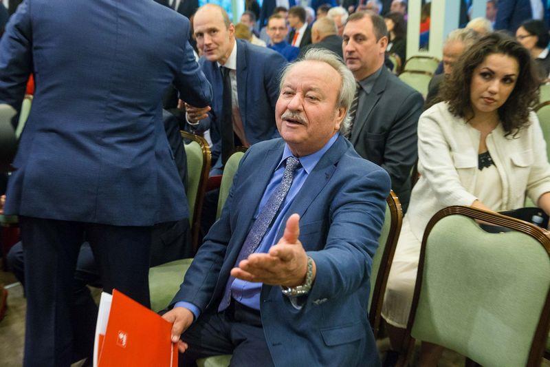 B. Bradauskas. Vladimiro Ivanovo (VŽ) nuotr.