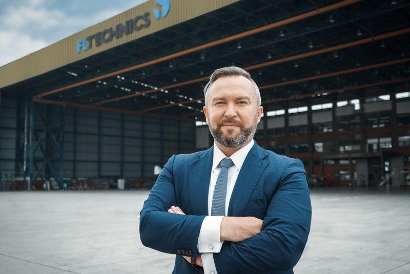 """Martynas Grigalavičius, """"FL Technics Indonesia"""" generalinis direktorius. Įmonės nuotr."""
