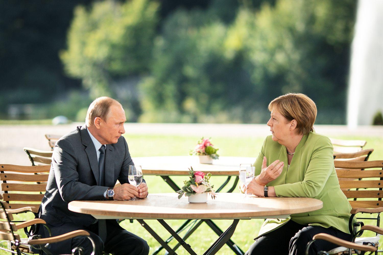 """Nord Stream 2"" ieško Berlyno ""stogo"""