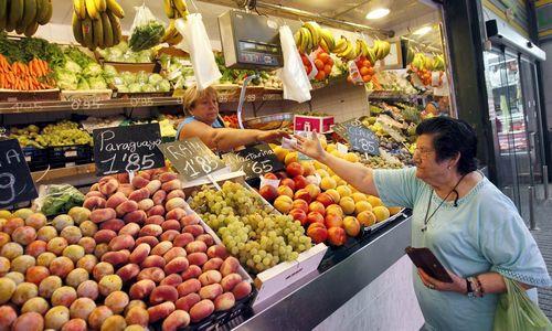PVM tarifai maisto produktams ES šalyse