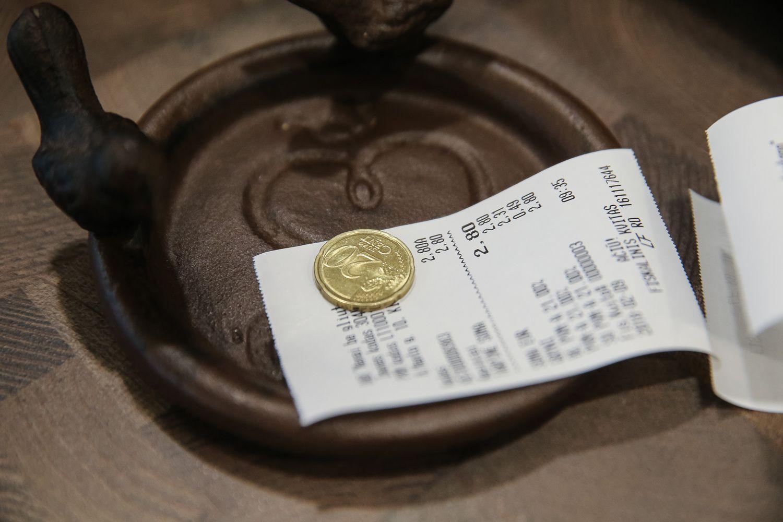 Į VMI kvitų loteriją siūlo įtraukti ir nefiskalinius čekius