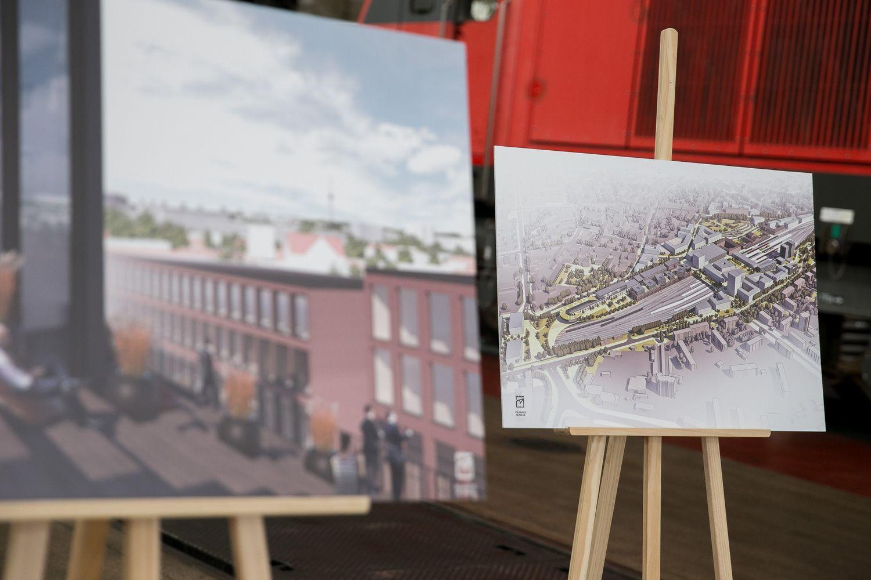 """""""Lietuvos geležinkeliai"""" užsakė analizę naujos būstinės potencialui įvertinti"""
