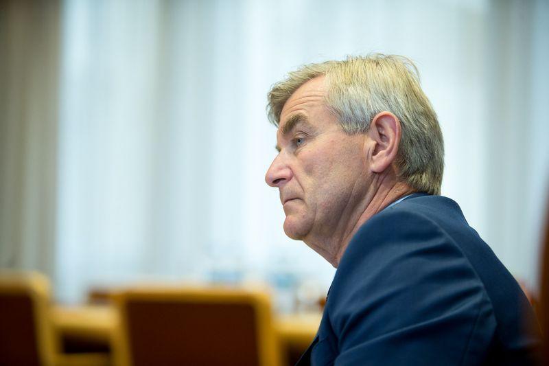 Seimo pirmininkas Viktoras Pranckietis. Vladimiro Ivanovo (VŽ) nuotr.