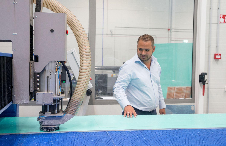 Ryškėja polikarbonato gamyklos kontūrai: produkcija pajėgs aprūpinti ne tik Baltijos šalis