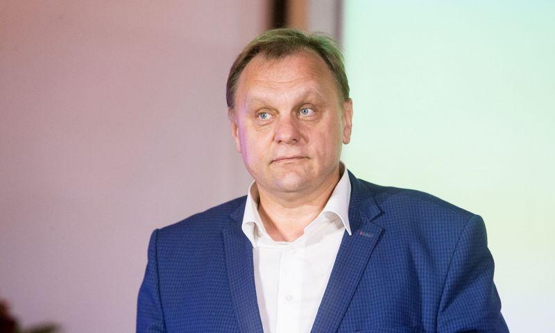 Valdas Sutkus, LVK prezidentas. Juditos Grigelytės (VŽ) nuotr.