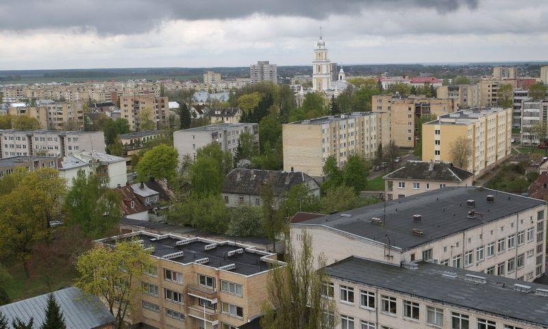 """Panevėžyje veiklą pradėjusi platforma """"parduokbuta.lt"""" šiame mieste jau nupirko 125 butus. Gintaro Lukoševičiaus nuotr."""