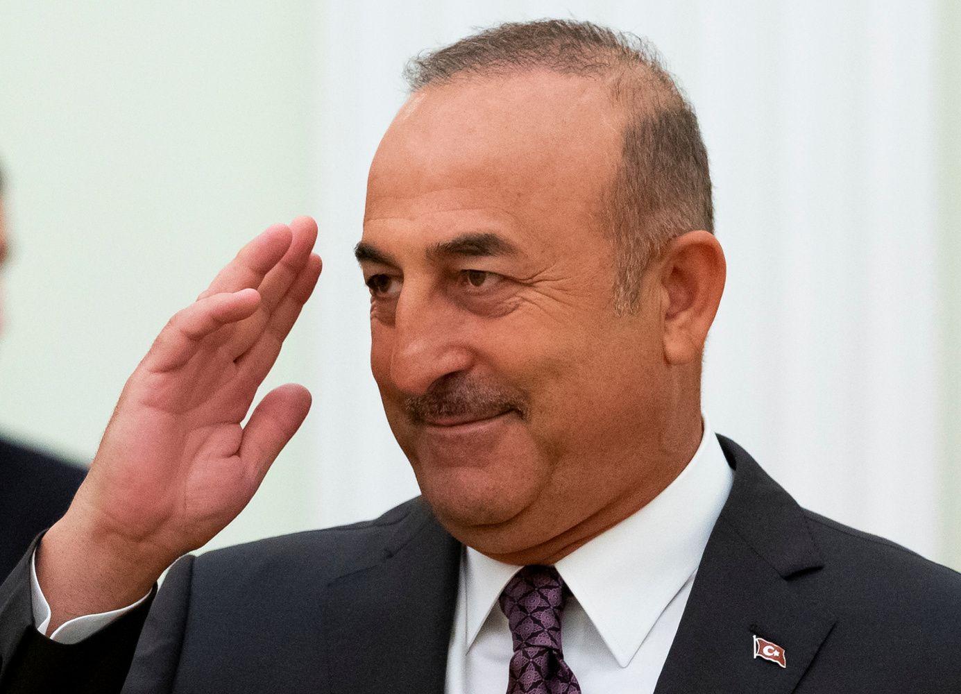 Į Lietuvą atvyks Turkijos užsienio reikalų ministras