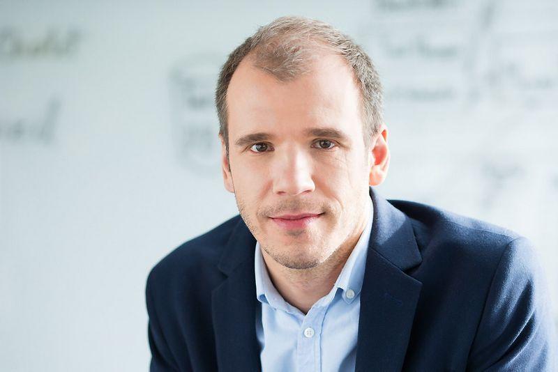 """Tadas Četkauskas, """"NFQ Technologies"""" verslo plėtros vadovas. Asmeninio archyvo nuotr."""