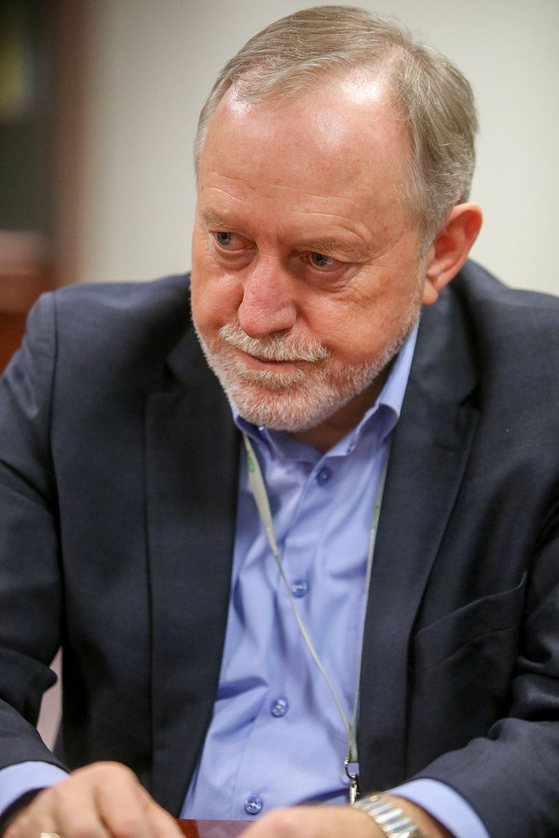 Gintautas Pangonis. Vladimiro Ivanovo (VŽ) nuotr.
