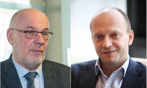 Verslo komunikacijos reitingoviršūnėje–ekonomistai Mačiulis ir Lazutka
