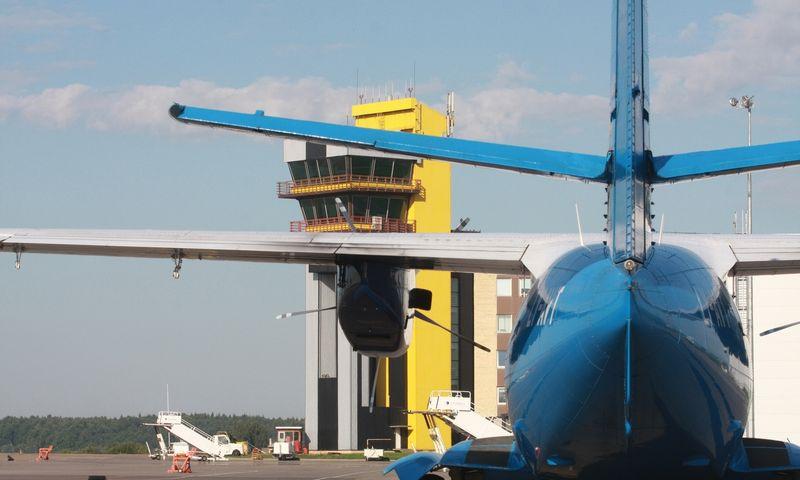 Tarptautinis Kauno oro uostas. Algimanto Barzdžiaus nuotr.