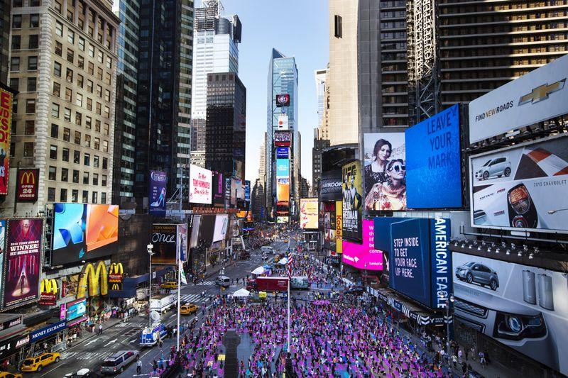 """Niujorkas. """"Reuters"""" / """"Scanpix"""" nuotr."""