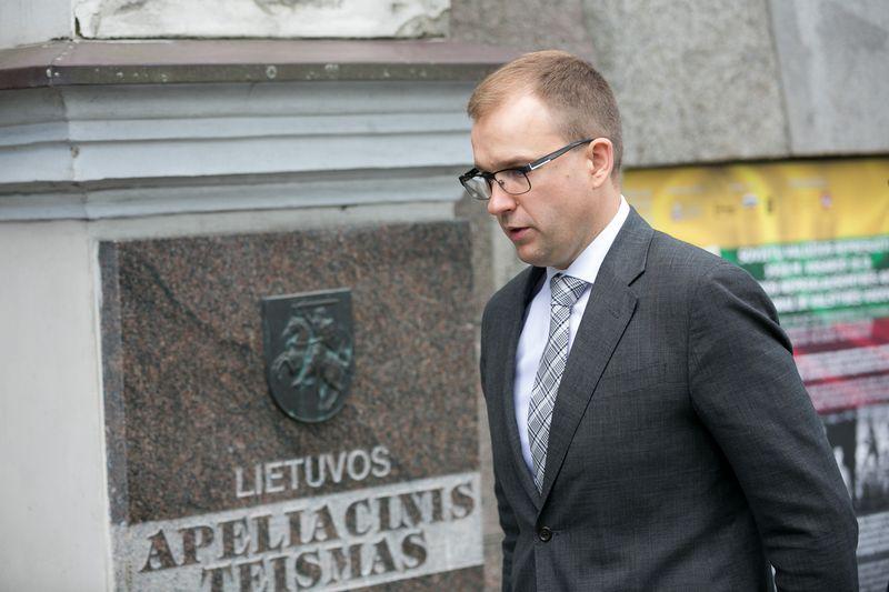 "Vytautas Gapšys. Žygimanto Gedvilos (""15min"" / ""Scanpix"" ) nuotr."