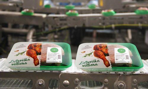 """""""KG Group"""" rinkai pristato be antibiotikų užaugintą vištieną"""