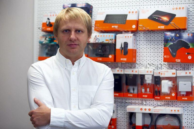 Ignas Rumbutis. Bendrovės nuotr.