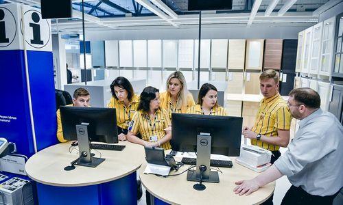 Rygoje atidaryta IKEA, investuota 50 mln. Eur
