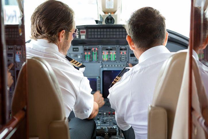 Per 20 metų Azijoje įdarbins 240.000 pilotų