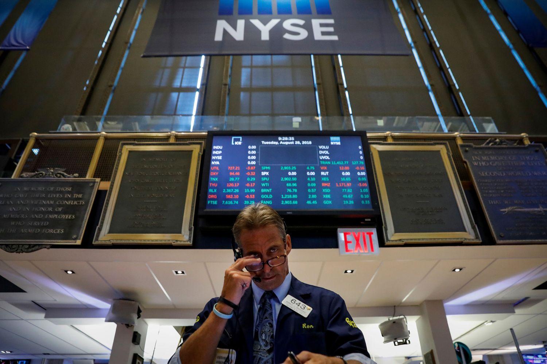 Rugsėjis – statistiškai silpnokas mėnuo akcijoms