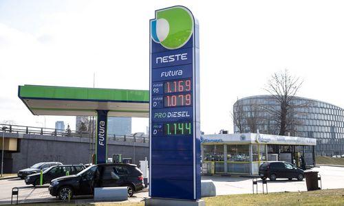 """Biodegalų asociacija teismui apskundė sprendimą dėl """"Neste"""" reklamos"""